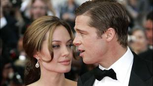 Angelina nem szexel Braddel