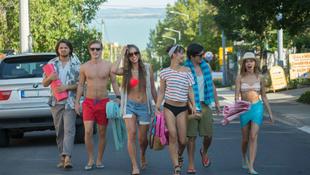 Fiatalok különös kalandja a Dunán