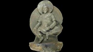 Átverés az űrből érkezett Buddha-szobor