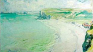 9 év után találták meg az ellopott Monet-képet