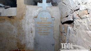 Titokzatos kripta a templom alatt