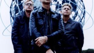 A Depeche Mode az Univerzál áruházban