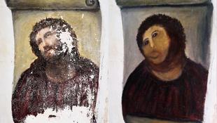 Rongálóból lett művész?