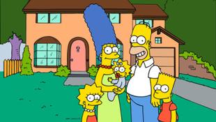 Bemutatják Kínában a Simpson családot
