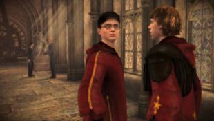 Már boltokban a Harry Potter és a félvér herceg videojáték