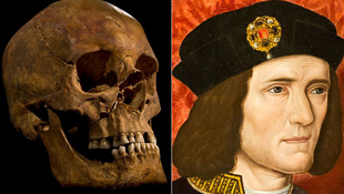 Megvannak III. Richárd csontjai