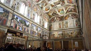 Így szabadulnának Vatikánban a turistáktól