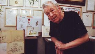 Három éve hunyt el a magyar rajzfilmek mestere