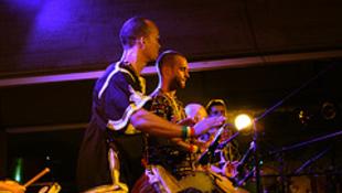Afroaid fesztivál a Gödörben