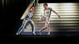 Rómeó és Júlia Budapesten balettozik
