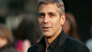 Ma 52 éves George Clooney