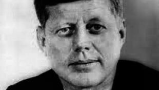 Fél évszázad múltán is Kennedy a legjobb