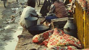 Horror: gyermekáldozatot mutattak be Indiában