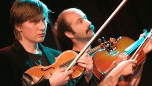 Magyar hegedűsök sikere Brüsszelben