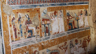 Egyiptomi serfőző sírkamráját tárták fel kutatók