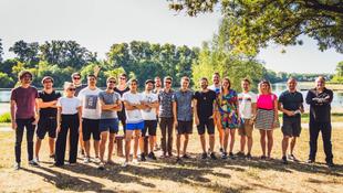 Véget ért a Cseh Tamás Program mentortábora