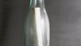 A legrégebbi palackpostát halászta ki a kapitány