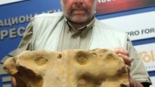 Kétezer éves oroszlánfejre bukkantak Bulgáriában