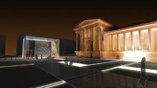 Lefelé bővül a Szépművészeti Múzeum
