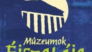 Nagyon kellemesnek ígérkezik az idei Múzeumok Éjszakája