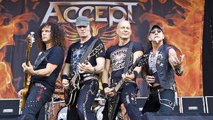 Az Accept a PeCsában mutatja be új albumát