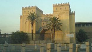 A kifosztott múzeum tárgyai az interneten tekinthetők meg