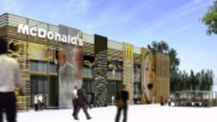 McDonald's-os kajával etetnék az olimpikonokat