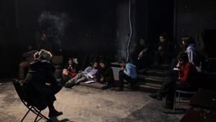 Cím nélküli előadás Kolozsváron