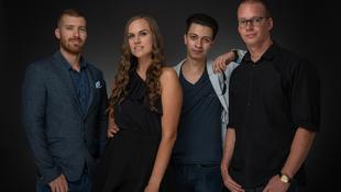 10 éves a Hajdu Klára Quartet!