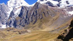 Fehérre meszelt hegyek a klímaváltozás jegyében
