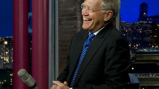 Végleg visszavonul David Letterman