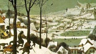 Elnyelte a hó Európát
