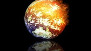 Négy fokkal lehet melegebb 2100-ra