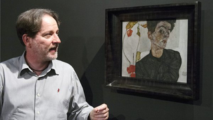 Megérkezett Schiele híres aktja