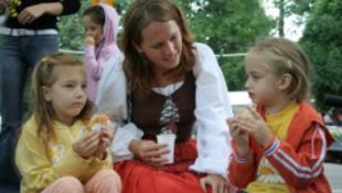 Magyar mesemondó sikere Washingtonban
