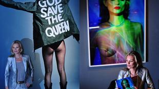 Milliókat fizettek Kate Mossért