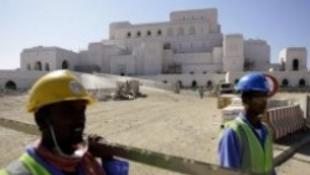 Olasz operaház épül a sivatag közepére