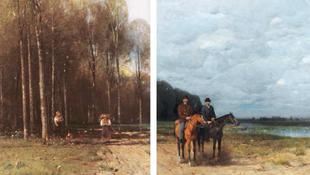 Megvan a legendás festmény hiányzó darabja