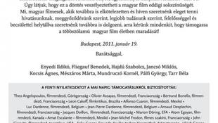 """""""Küldetésemnek tekintem a magyar filmszakma egységesítését"""""""