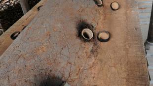 Sárkánykemencét találtak Kínában