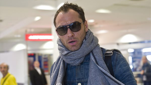 Hazánkban forgat Jude Law