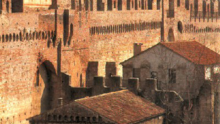 Újra körbejárható Európa egyik legrégebbi városfala