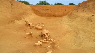 Kegyetlen mészárlás a múltból