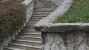 Értékmentés a Kálvária-dombon