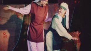 Gyermekszínházi sorozat utolsó előadása