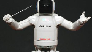 Robotkarmester a detroiti szimfonikusok élén