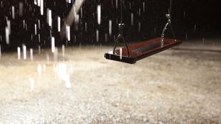 Eső után, szárazon