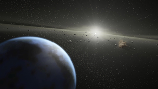 Óriási aszteroida közelítette meg a Földet