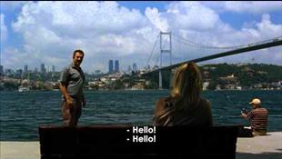 Isztambul Kínából jelentkezik