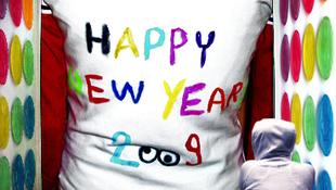 Újévi karmatakarítás